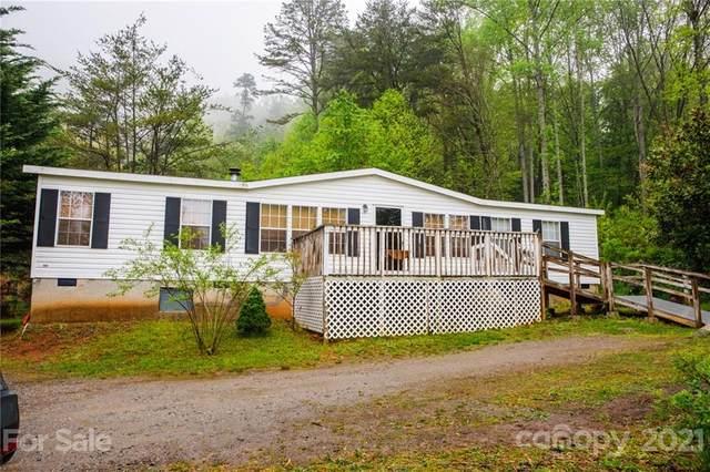 60 Lemon Creek Drive, Candler, NC 28715 (#3735691) :: DK Professionals