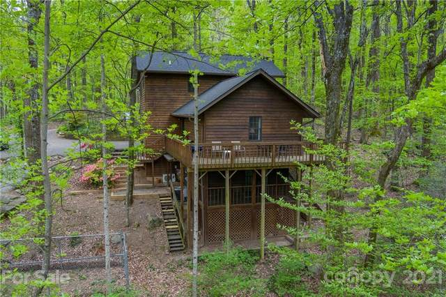 158 Cardinal Road, Lake Lure, NC 28746 (#3735836) :: Stephen Cooley Real Estate Group