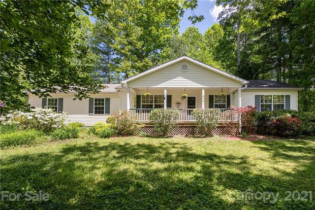 210 Hillandale Drive Extension, East Flat Rock, NC 28726 (#3735837) :: Keller Williams Professionals