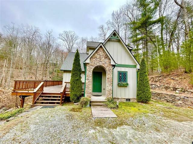 50 Glen Ryall Drive A, Lake Toxaway, NC 28747 (#3735855) :: The Sarver Group