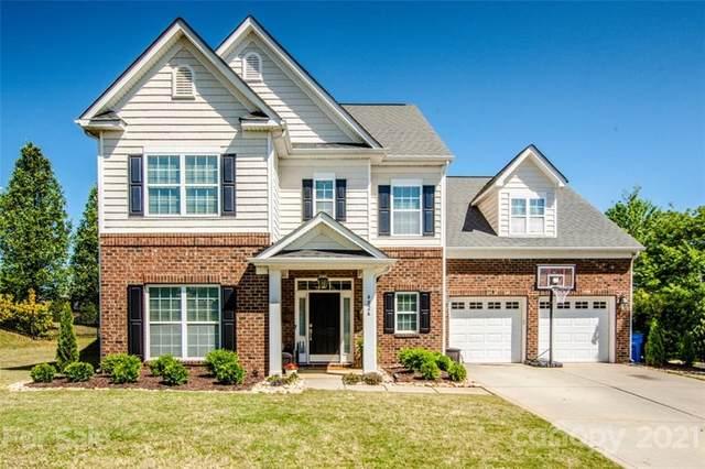 4826 Benhill Drive, Harrisburg, NC 28075 (#3735886) :: Lake Norman Property Advisors