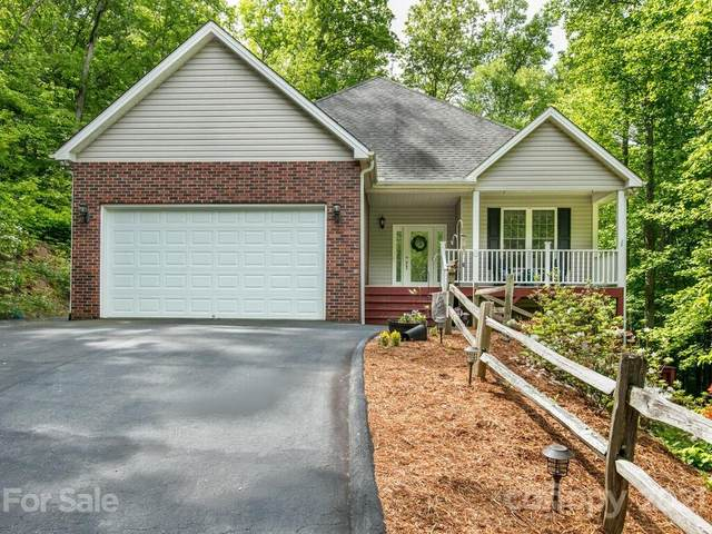 52 Cumbres Drive, Candler, NC 28715 (#3735906) :: Homes with Keeley | RE/MAX Executive