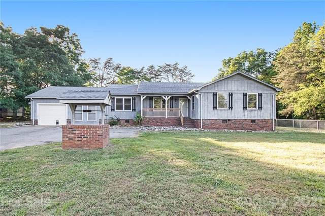 816 Spring Lake Drive, Iron Station, NC 28080 (#3735934) :: Stephen Cooley Real Estate Group
