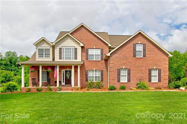 4233 Pointe Norman Drive, Sherrills Ford, NC 28673 (#3735975) :: Puma & Associates Realty Inc.
