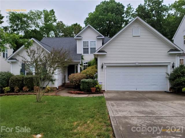 1006 Canopy Drive, Indian Trail, NC 28079 (#3735978) :: Stephen Cooley Real Estate Group