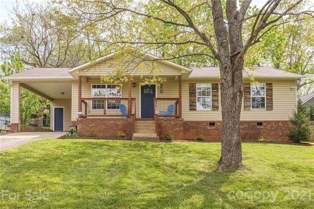 28 Allen Street, Asheville, NC 28806 (#3735983) :: Carolina Real Estate Experts