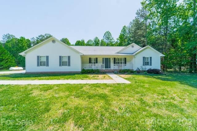 300 Peaceful Lane, China Grove, NC 28023 (#3735995) :: Carlyle Properties