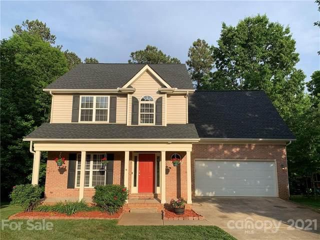 4611 Magnolia Ridge Drive, Waxhaw, NC 28173 (#3736022) :: Puma & Associates Realty Inc.