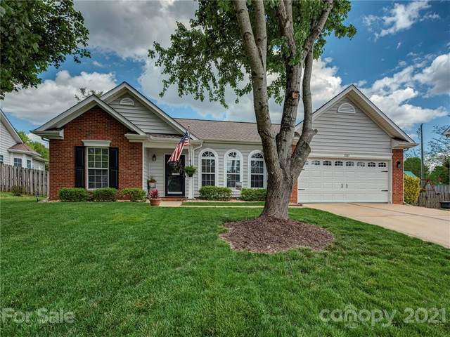 1207 NW Lempster Drive NW, Concord, NC 28027 (#3736027) :: Homes with Keeley | RE/MAX Executive