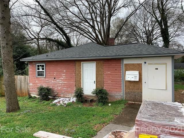 143 N Smallwood Place, Charlotte, NC 28216 (#3736094) :: Willow Oak, REALTORS®