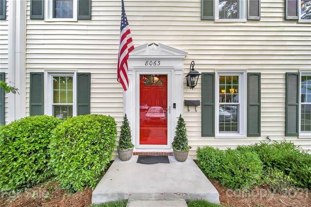 8063 Regent Park Lane, Charlotte, NC 28210 (#3736095) :: Cloninger Properties