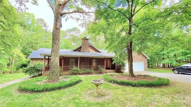6749 Tree Hill Road, Matthews, NC 28104 (#3736110) :: Besecker Homes Team