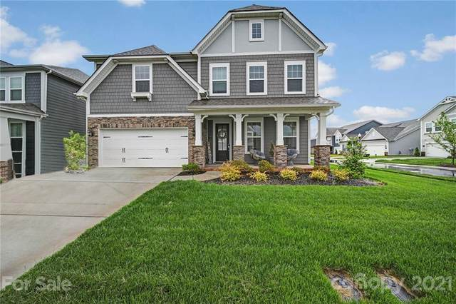 4313 Twenty Grand Drive, Indian Trail, NC 28079 (#3736133) :: Besecker Homes Team
