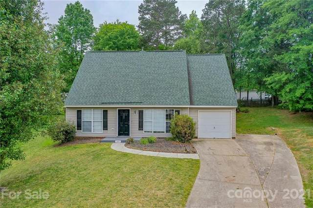 207 Forest Pond Road #338, Kannapolis, NC 28083 (#3736149) :: Stephen Cooley Real Estate Group