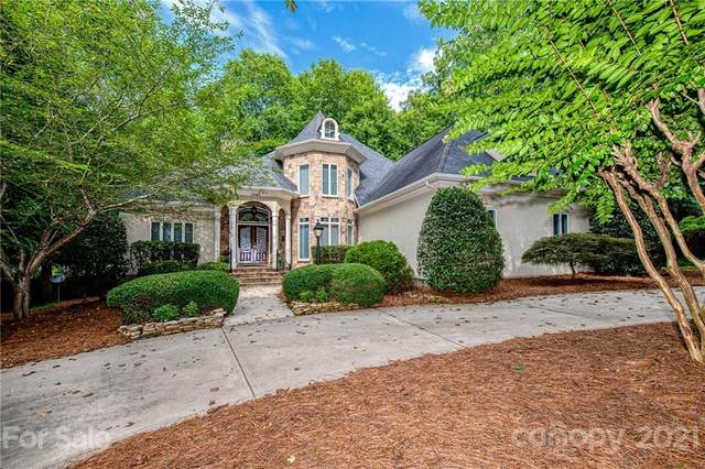 4001 Blossom Hill Drive #122, Weddington, NC 28104 (#3736171) :: The Ordan Reider Group at Allen Tate