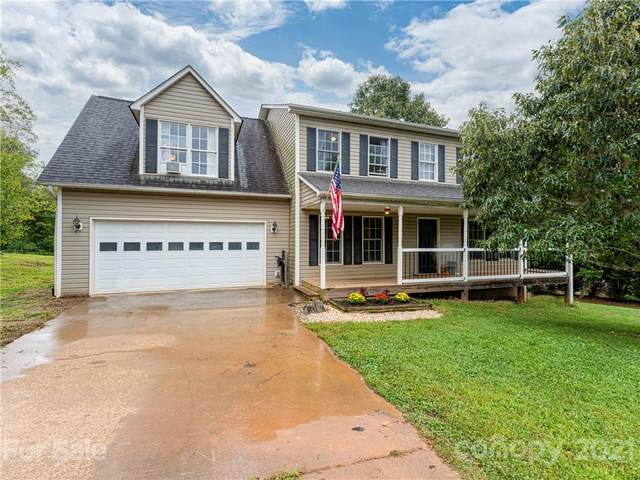160 Rhinehart Road, Candler, NC 28715 (#3736172) :: Caulder Realty and Land Co.