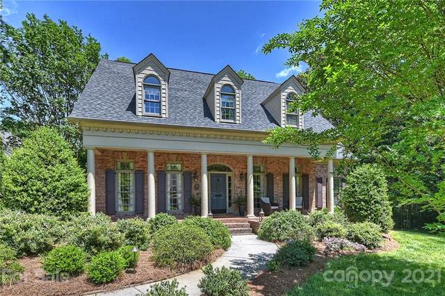 2121 Forest Drive, Charlotte, NC 28211 (#3736181) :: Puma & Associates Realty Inc.