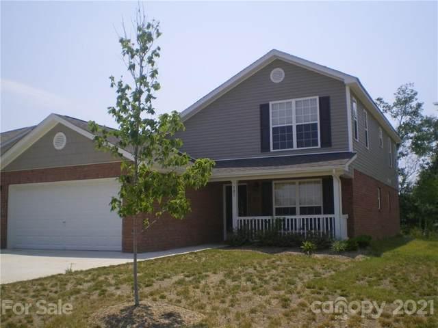 101 Newport Drive, Kannapolis, NC 28081 (#3736195) :: LKN Elite Realty Group | eXp Realty