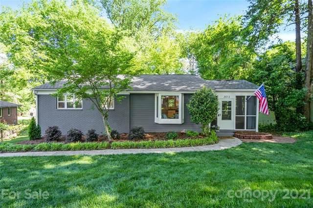2013 Dalehurst Drive, Charlotte, NC 28205 (#3736261) :: Johnson Property Group - Keller Williams