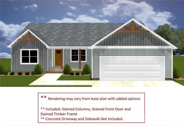 TBD Startown Road 10, 11, 12, 13,, Lincolnton, NC 28092 (#3736327) :: BluAxis Realty