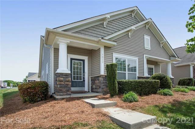 1022 Garden Oak Drive, Indian Trail, NC 28079 (#3736364) :: Stephen Cooley Real Estate Group