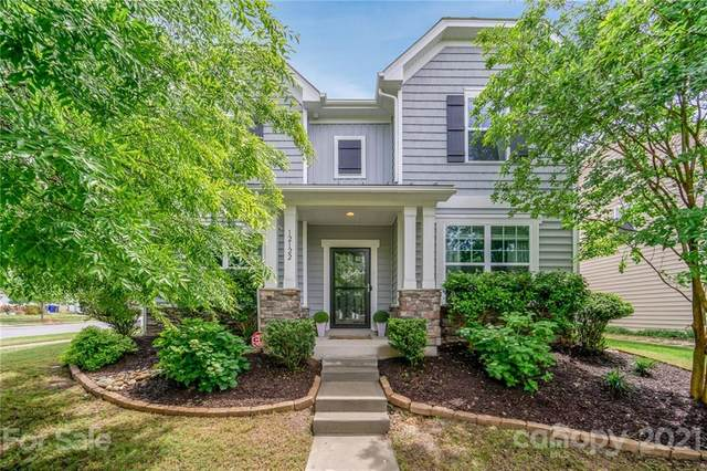 12122 Monteith Grove Drive, Huntersville, NC 28078 (#3736457) :: Besecker Homes Team