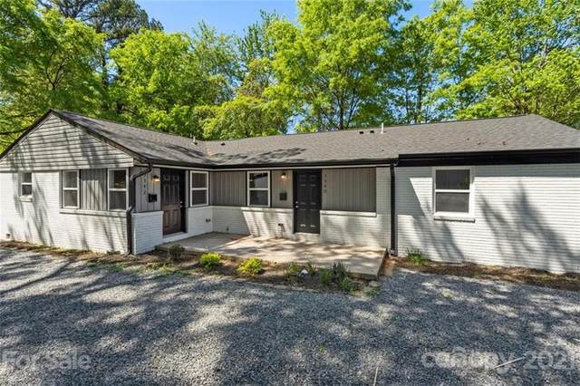 3340/3342 Washburn Avenue, Charlotte, NC 28205 (#3736476) :: Stephen Cooley Real Estate Group