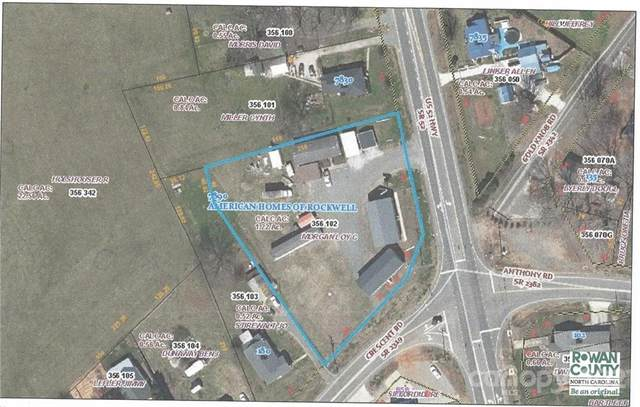 7890 Highway 52 Highway, Rockwell, NC 28138 (#3736479) :: Scarlett Property Group
