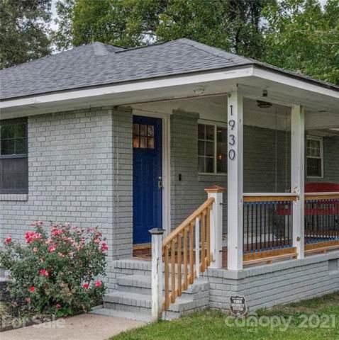 1930/1932 Merriman Avenue, Charlotte, NC 28203 (#3736483) :: Besecker Homes Team