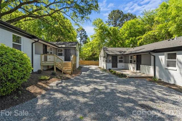 3344/3346 Washburn Avenue, Charlotte, NC 28205 (#3736489) :: Stephen Cooley Real Estate Group