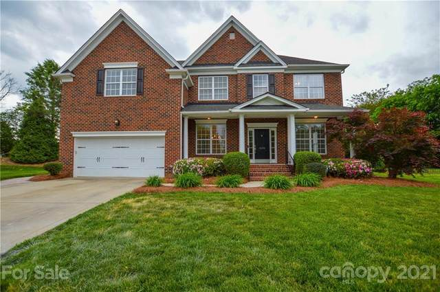 4290 French Fields Lane, Harrisburg, NC 28075 (#3736500) :: Stephen Cooley Real Estate Group
