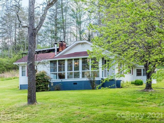 1401 New Stock Road, Weaverville, NC 28787 (#3736511) :: MOVE Asheville Realty