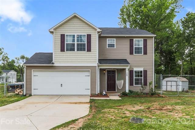 368 Hollybrook Court, Salisbury, NC 28147 (#3736515) :: Johnson Property Group - Keller Williams
