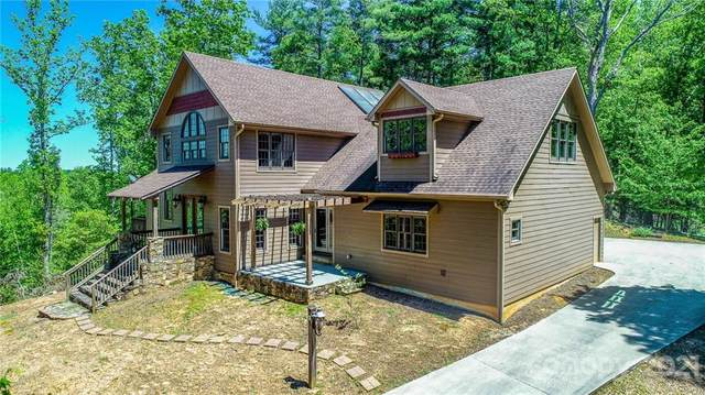 370 Dockside Drive 14A/15A, Nebo, NC 28761 (#3736551) :: Carlyle Properties