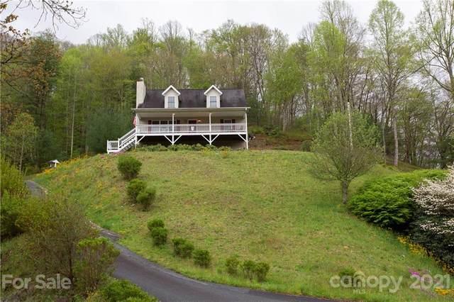45 Amos Creek Road, Marshall, NC 28753 (#3736579) :: Carlyle Properties