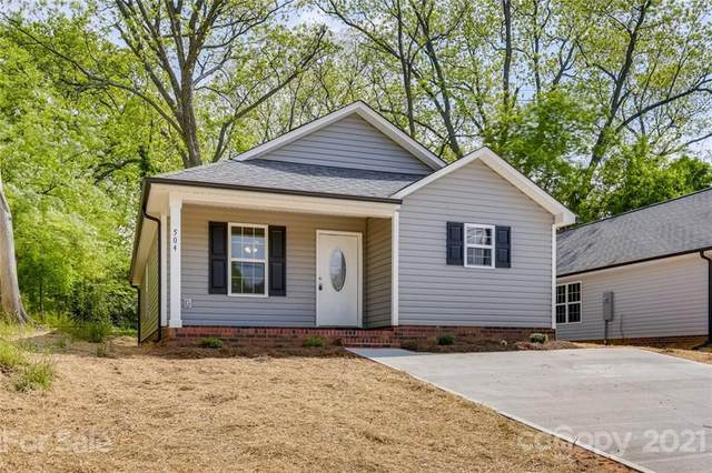 504 E Liberty Street, Salisbury, NC 28144 (#3736654) :: Stephen Cooley Real Estate Group