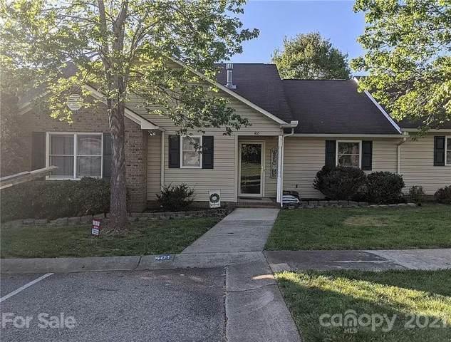 405 Hidden Creek Circle, Salisbury, NC 28147 (#3736667) :: Stephen Cooley Real Estate Group