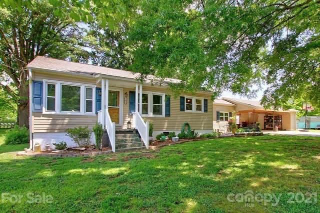 208 W Round Street, Landis, NC 28088 (#3736706) :: Exit Realty Elite Properties