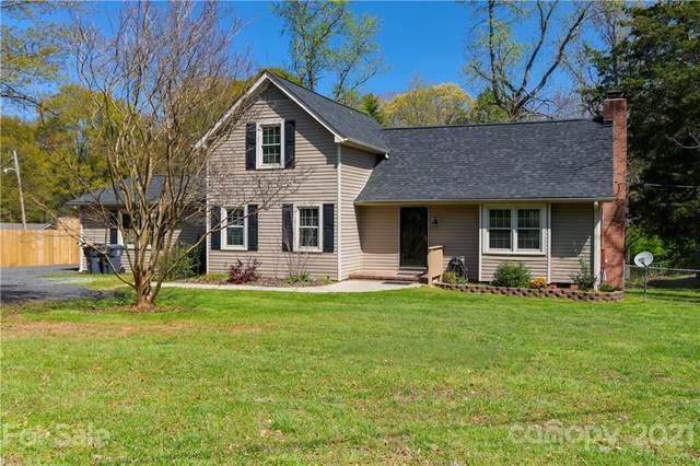 2023 Belmeade Drive, Charlotte, NC 28214 (#3736824) :: Stephen Cooley Real Estate Group