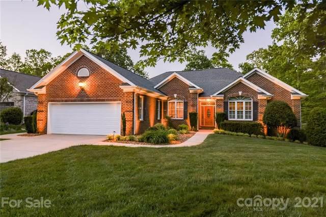 850 Players Ridge Road, Hickory, NC 28601 (#3736825) :: Premier Realty NC