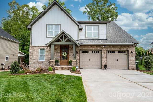 3844 10th Street NE, Hickory, NC 28601 (#3736829) :: Stephen Cooley Real Estate Group