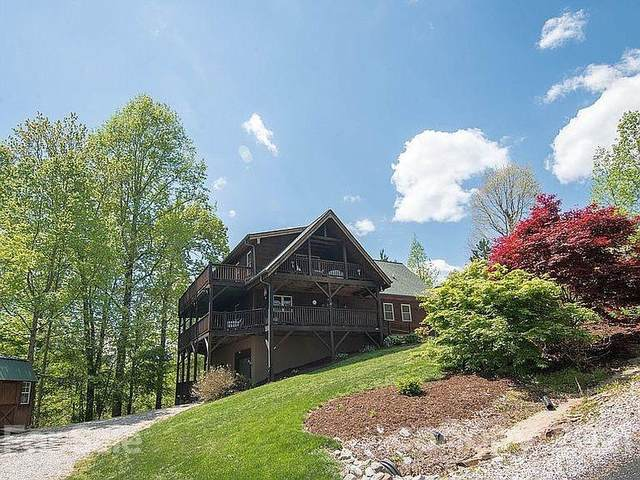 420 Nathan Mcdaniel Drive, Nebo, NC 28761 (#3736830) :: LKN Elite Realty Group | eXp Realty