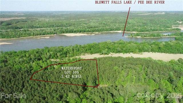TBD Wilderness Trail, Lilesville, NC 28091 (#3736896) :: Home and Key Realty