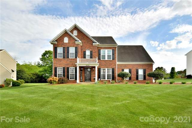 2505 Kings Farm Way, Indian Trail, NC 28079 (#3736908) :: LKN Elite Realty Group | eXp Realty