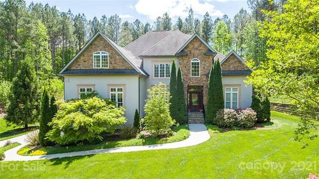 131 Winding Forest Drive, Troutman, NC 28166 (#3736917) :: Stephen Cooley Real Estate Group