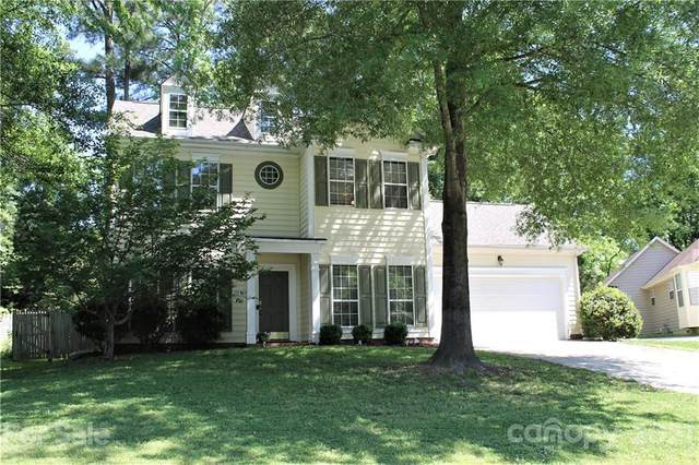 7409 Bulle Rock Court, Charlotte, NC 28216 (#3736951) :: Johnson Property Group - Keller Williams