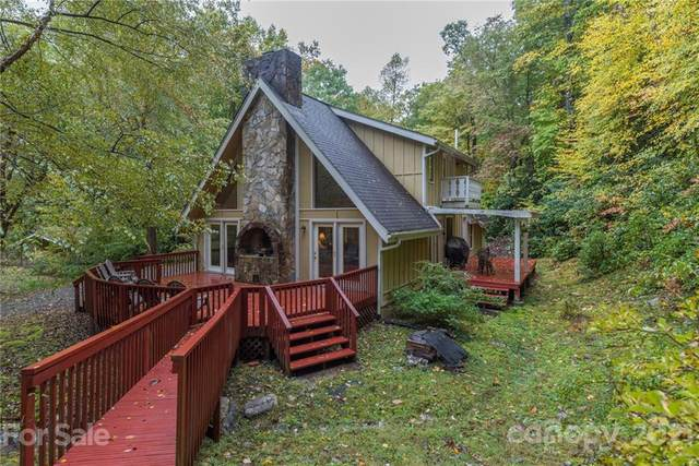 411 Rhododendron Drive #756, Old Fort, NC 28762 (#3736986) :: TeamHeidi®