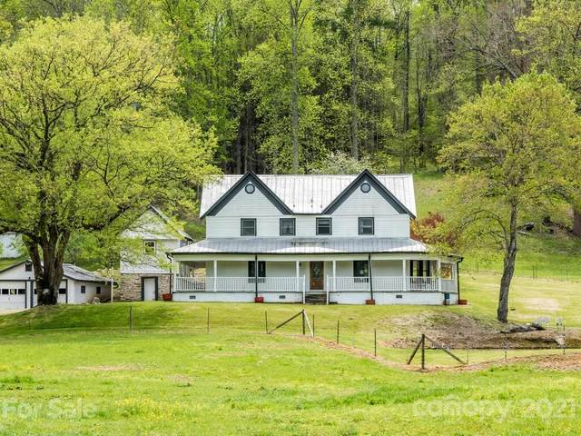 1079 Barnardsville Highway, Weaverville, NC 28787 (#3737030) :: Keller Williams Professionals