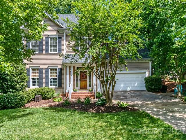 8100 Red Oaks Trail, Waxhaw, NC 28173 (#3737053) :: Homes with Keeley | RE/MAX Executive