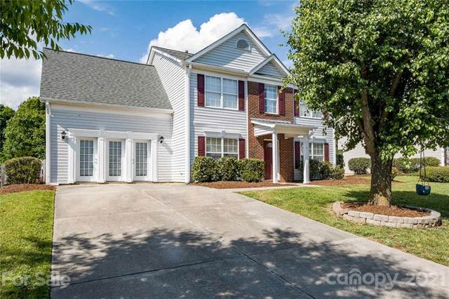 114 Brantley Place Drive, Mooresville, NC 28117 (#3737083) :: Stephen Cooley Real Estate Group
